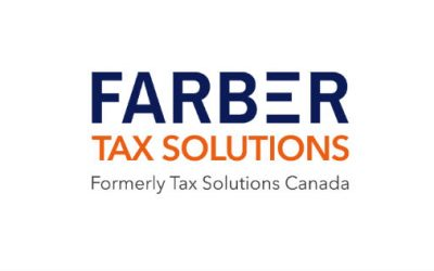 Tax Solutions Canada is now Farber Tax Solutions